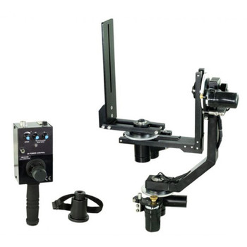 Rent 3 Axis 360° Motorized Camera Pan Tilt Head