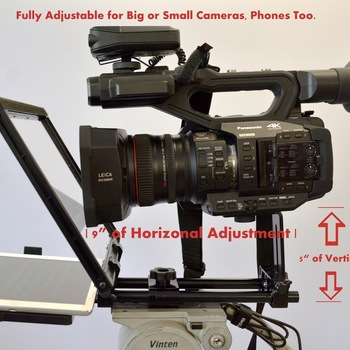 Rent Teleprompter for iPads, Androids and Phones