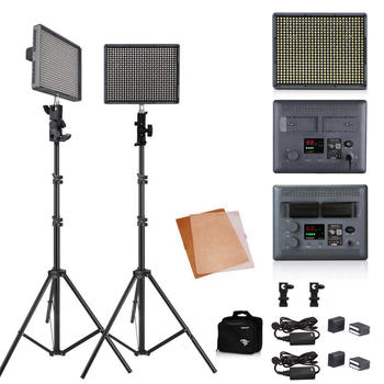Rent Aputure Amaran HR672, 2 Light Kit. 1-Flood 1-Spot