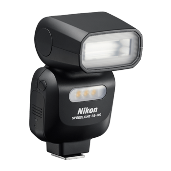 Rent SB - 500 Flash with Stand, Case, Rechargeable Batteries and Charger