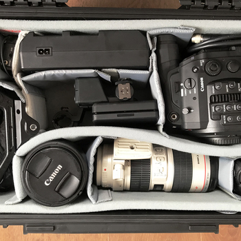 Rent Canon C300 MKII production kit