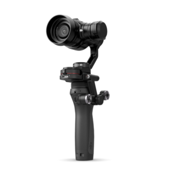 Rent DJI Osmo Pro Handheld 3-Axis Gimbal with 4K X5 Camera