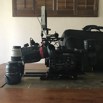 Rent Complete Sony FS7 Camera Package - Perfect for Corporate, Documentary or Narrative Work!