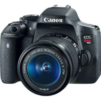 Rent Canon EOS Rebel T6i w/ 18-55M  Lens