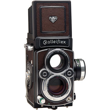 Rent Rolleiflex Camera