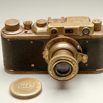 Rent Leica Leitz, Gold WWII