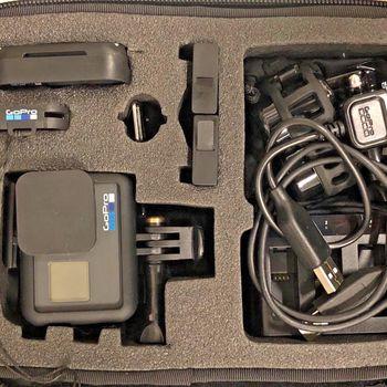 Rent GoPro Hero6 Black Kit