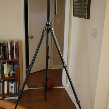 Rent Manfrotto head