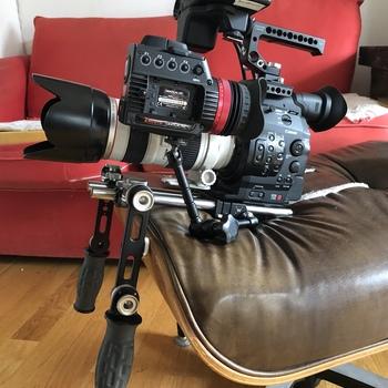 Rent Canon c300 Cinema Camera