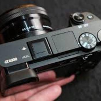 Rent Sony a6300 4k Camera with 16-50mm Lens + Canon EF Mount
