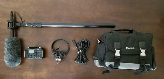 Sennheiser me66 k6 kit 2