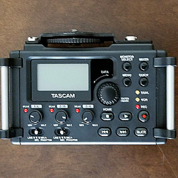 Rent Tascam DR-60D 4-Channel Recorder Kit