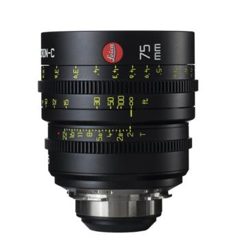 Rent Leica 75mm Summicron-C T2.0 Prime Lens