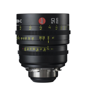 Rent Leica 50mm Summicron-C T2.0 Prime Lens