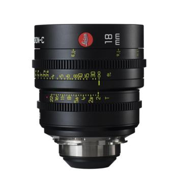 Rent Leica 18mm Summicron-C T2.0 Prime Lens
