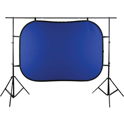 Rent A Green Screen Chroma Pop Blue/Green And Stand Kit (5