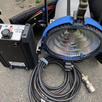 Rent Arri M18 HMI with PowerGems High Speed Ballast Kit