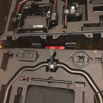 Rent DJI Ronin 2 Gimbal Stabilizer w/ 6 Batteries