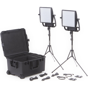 Rent 2 LitePanels Astra 1x1 LED Light w/ Batteries Kit