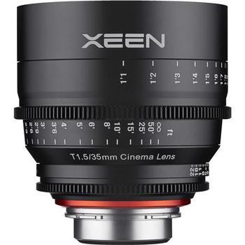 Rent Rokinon XEEN 50mm T1.5 Cine Prime Lens EF Mount