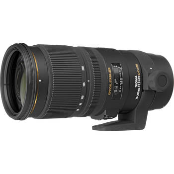 Rent Sigma 70-200mm f/2.8 EX DG APO OS HSM for Canon