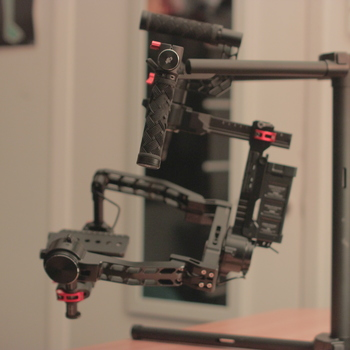 Rent DJI Ronin FULL SIZED Fitted w/ Arm Extensions