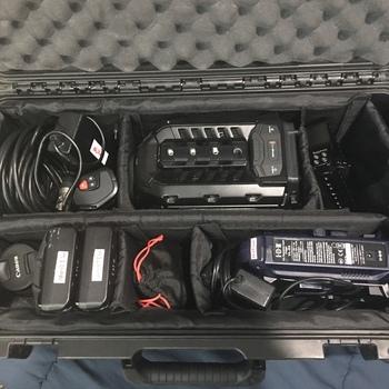Rent Blackmagic URSA MINI 4.6K EF Bare Bones Kit