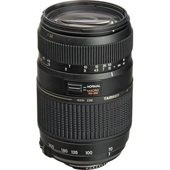 Rent Tamron 70-300mm f/4.0-5.6 Di LD Macro Zoom Lens