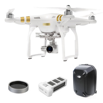 Rent DJI Phantom 3 Professional Quadcopter with 4K Camera