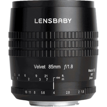 Rent Lensbaby Velvet 85mm f/1.8 Lens
