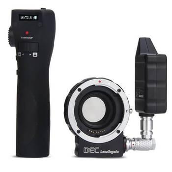 Rent Aputure Lensregain Canon - Micro 4/3 Focal Reducer