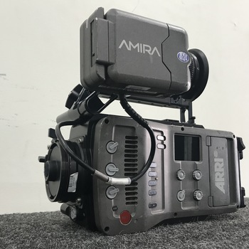 Rent Arri Amira Premium 4K License - PL or EF -  Body + Media