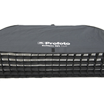 Rent Profoto 1'x4' Strip Box with Grid