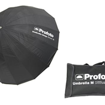 Rent Profoto Medium Deep Umbrella Silver with 1.5 Sock