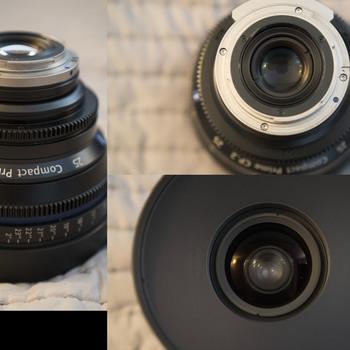 Rent Zeiss CP.2 Lens Set