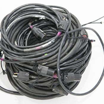 Rent Generic 50'Industrial 12 Gauge Black Extension Cord