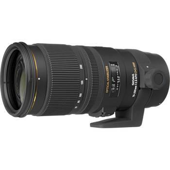 Rent Sigma 70-200mm