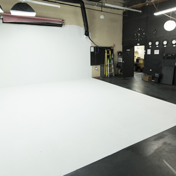 Rent 1,000 Square ft. Seamless Cyclorama