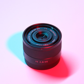 Rent Sony Zeiss 35mm f2.8 E-Mount Lens