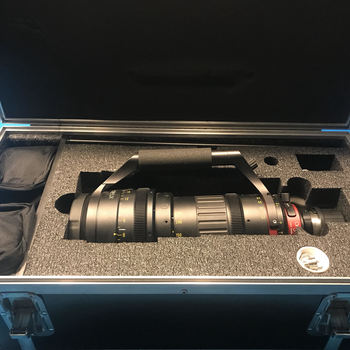 Rent Optimo 25-250 10x zoom with both 1.4x and 2x extenders.