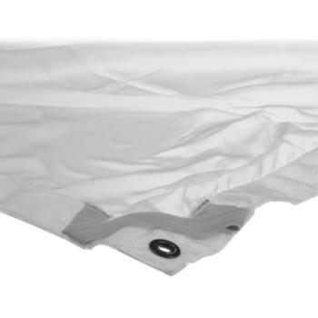 Rent china silk 12'x12' fabric  approx 1 stop light loss