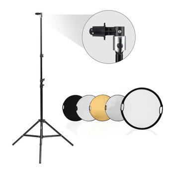 "Rent 32"" Grip Reflector / Diffuser kit with Stand"