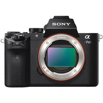 Rent Sony Alpha a7 II ILCE‑7M2 24.3 MP