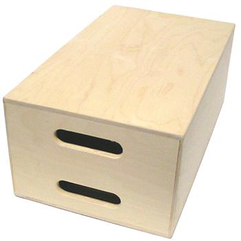 Rent Mini Apple Box (Half)