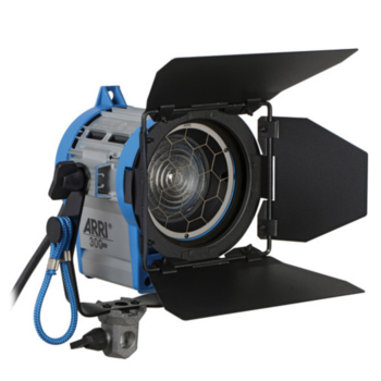 Rent LET THERE BE LIGHT! Arri 300 Fresnel Light 300 Watt
