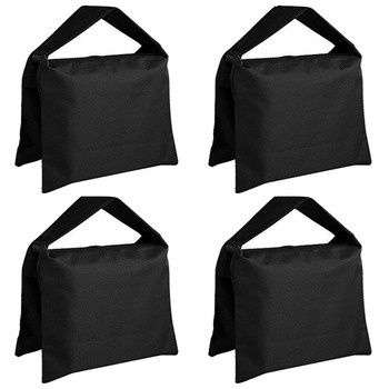 Rent 4 Sand Bags Black Sandbags Set