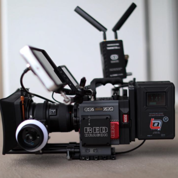 Rent RED DIGITAL CINEMA  DRAGON 5K Sensor