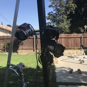 Rent Grip and Electric kit