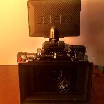 Rent Red DSMC2 Monstro 8K VistaVision & S35 6K camera kit with Camera Assistant