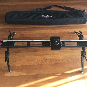 Rent Kessler Bloom 3 ft Pocket Dolly (Slider) w/501HDV head